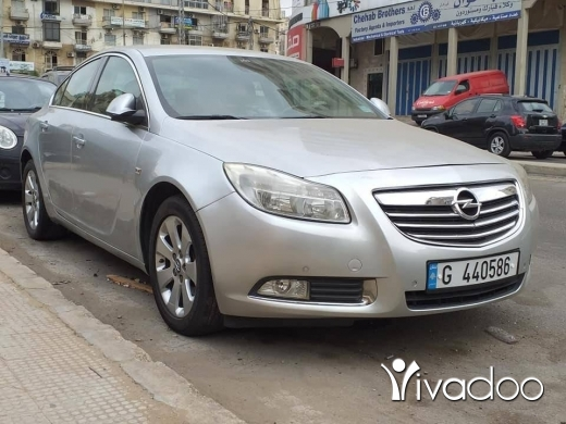 Opel in Beirut City - Opel 2010