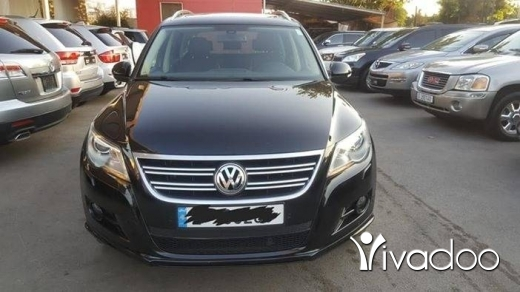 فولكس فاجن في ضبيه - Tiguan 2011 R line very special car