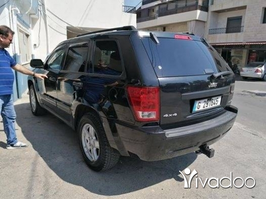 Jeep in Zgharta - Grand Cherokee 2005
