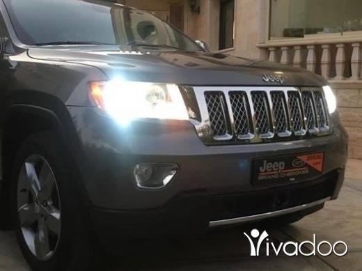 Jeep in Tripoli - jeep grand cheroke 2012 overland summit edition