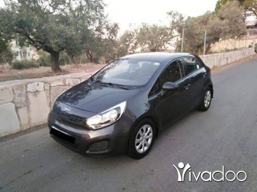 Kia in Saida - Kia Rio 2014 super super clean for more details plz contact