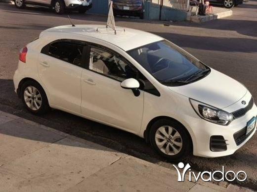 Kia in Saida - Kia rio 2015 full abs airbag sensors super clean