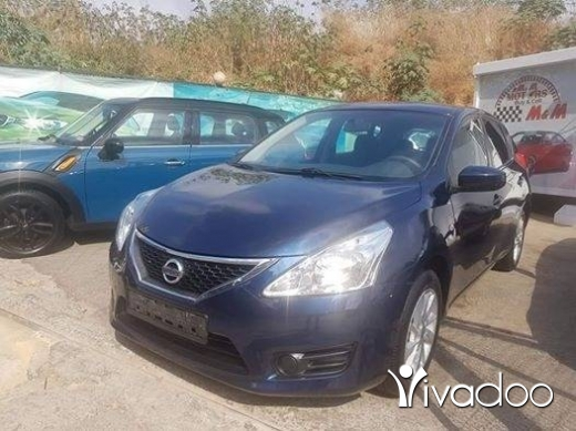 Nissan in Beirut City - Nissan tiida 2014 sv rims not rent car company source 1 owner full options