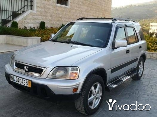 Honda in Zgharta - Honda crv model 1997 ba3du sherki abs Ac talej mafi a3tal bl mara (71678268)