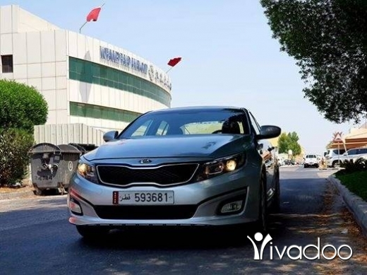 Kia in Dawhit El Hoss - Kia Optima 2014