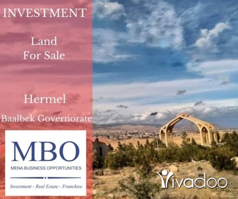 Land in Hermel - Land for sale in Hermel Bekaa Lebanon