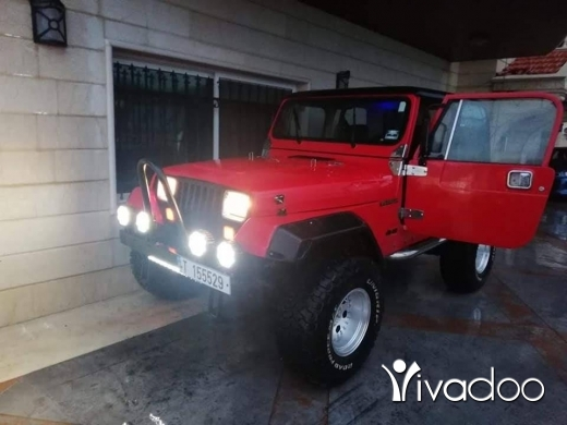 Jeep in Baissariye - Jeep wrangler for sale or trade