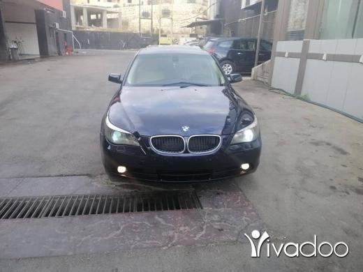 BMW in Nabatyeh - 525 sayara 7elwe 2004