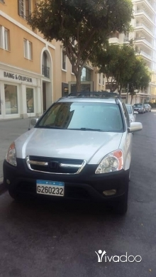 Honda in Beirut City - Honda crv full automatic