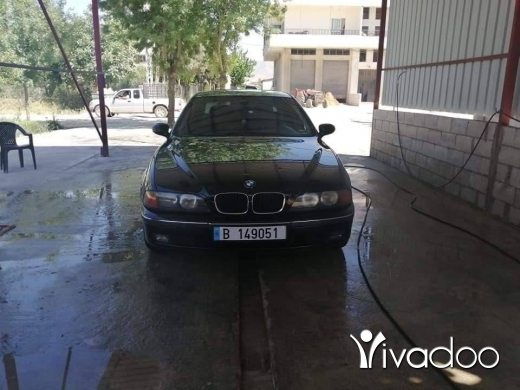 BMW in Ber Elias - بي ام 528 مديل 97