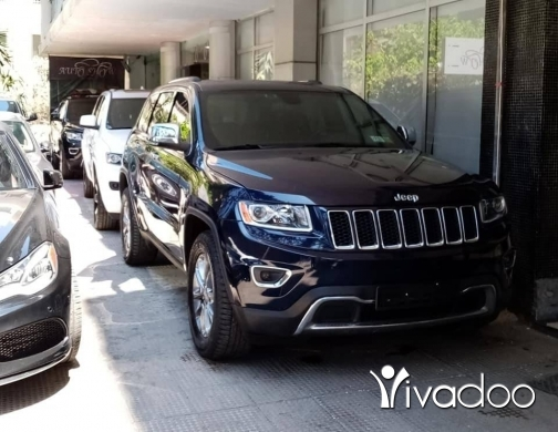 Jeep in Port of Beirut - Jeep Grand Cherokee