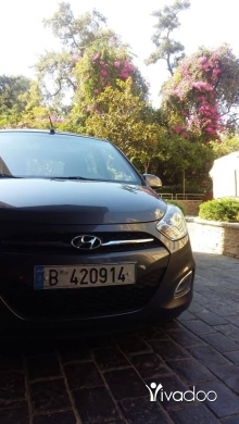 Hyundai in Beirut City - Hyundai I 10 full option 2013