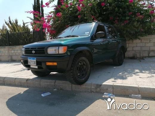 Nissan in Tripoli - للبيع نيسان بسفندر ٩٦