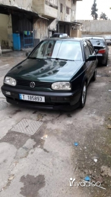 Volkswagen in Tripoli - Golf 3 automatic