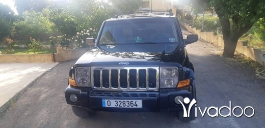 Jeep in Port of Beirut - جيب مودل 2006
