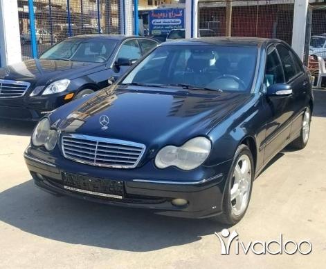 Mercedes-Benz in Tripoli - C240 model 2001