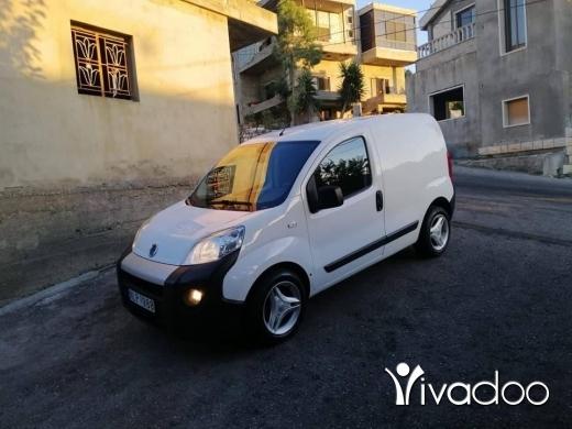 Fiat in Port of Beirut - فيات ٢٠١٠ موجود بالجنوب (بيت ليف)