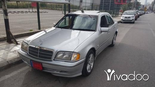 Mercedes-Benz in Beirut City - سياره للبيع والنمره للايجار