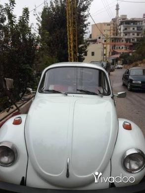 Volkswagen in Zgharta - beetle