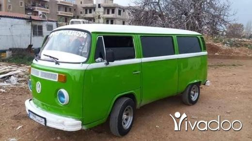 Vans in Bekka - فولز فاكن موديل77سياحي انقاض وراقو جاهزة ع التسجيل