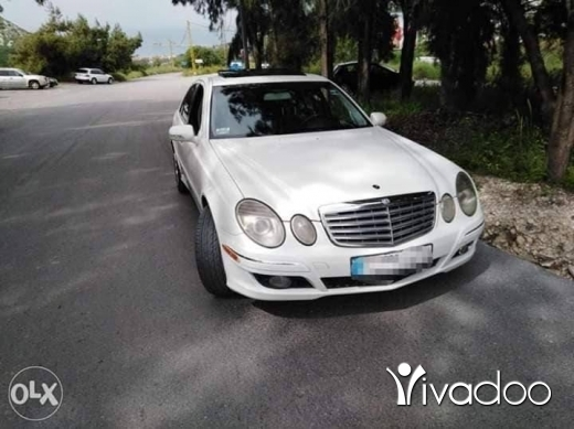 Mercedes-Benz in Batroun - mercedes benz E 350 2007