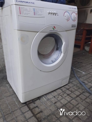 Washing Machines in Berj Hammoud - غسالة ايطالية كانبو متك