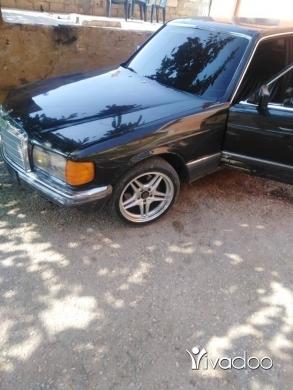 Mercedes-Benz in Bekka - مرسيدس بنزين ٥٠٠ موديل ٩٠