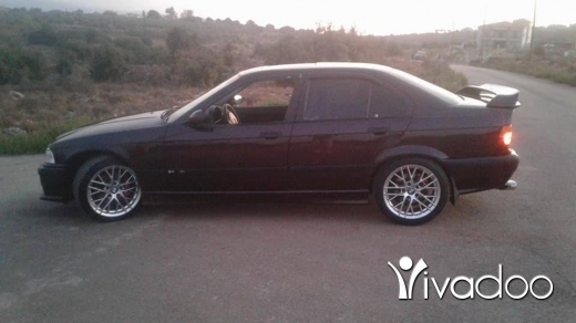 BMW in Tripoli - bmw m3