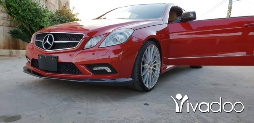 Mercedes-Benz in Baabda - E350 2011