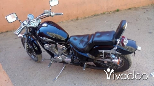Barossa in Kobbeh - Motorcycle steed ndifeh