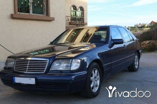 Mercedes-Benz in Nabatyeh - mercedese s500 e