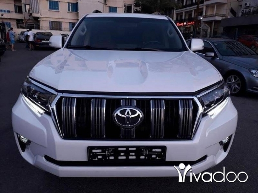 Toyota in Beirut City - TOYOTA PRADO 2012 LOOK 2019