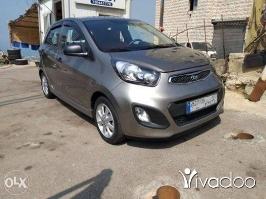 Kia in Beirut City - picanto mod 2014 full options 70000 km kher2a plz call 71738739