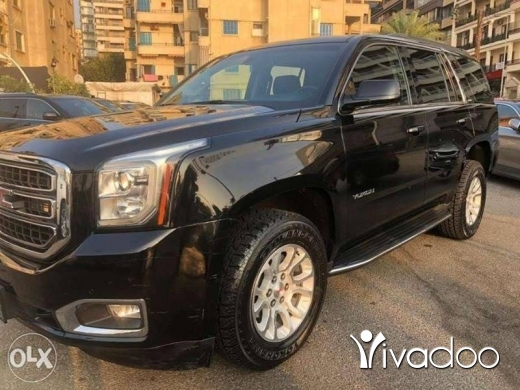 CMC in Beirut City - GMC Yukon 2016 SLE