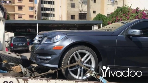Mercedes-Benz in Beirut City - FOR