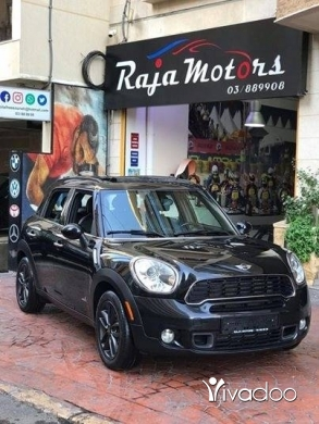 Mini in Beirut City - Mini Cooper Countryman S 2012 ALL4