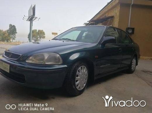 Honda in Dbayeh - هوندا سيفيك ١٩٩٨ بحالة جيدة جداً للبيع أو للمقايضة