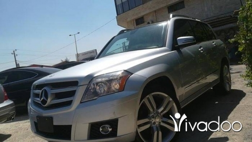 Mercedes-Benz in Zahleh - Glk 350 Clean carfax no accidents✔️✔️☎️76870244