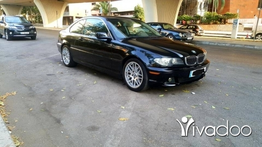 BMW in Beirut City - Bma new boy 325 Ci