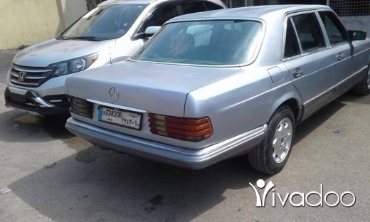 Mercedes-Benz in Akkar el-Atika - mercedes