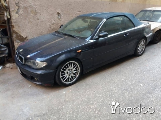 BMW in Port of Beirut - 330 2004 ankad