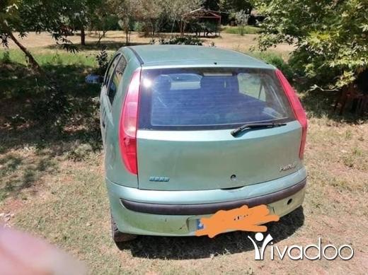 Fiat in Tripoli - Fyat punto 2003