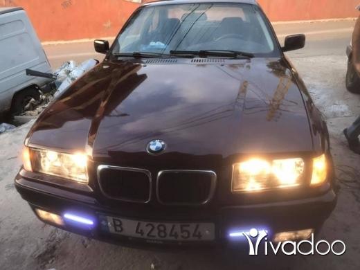 BMW in Miryata - بوي ٣١٨ كوبي فيتاس ٩٤ خارقة بيع او تبديل