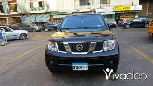 Nissan in Ain el-Remmaneh - جيب نيسان بسفندار 2005مLE