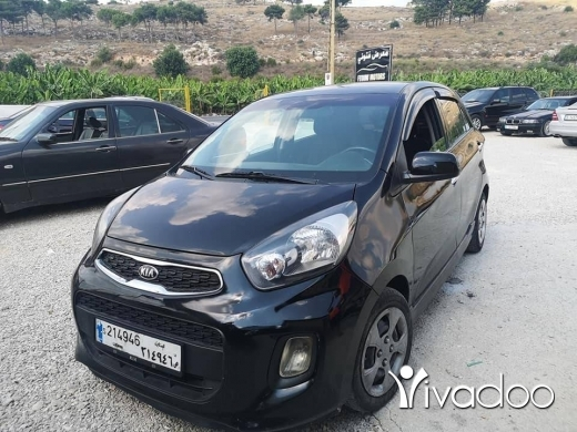 Kia in Sour - Picanto ex 2016
