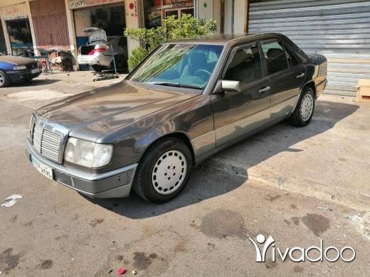 Mercedes-Benz in Tripoli - للبيع مرسيدس ٣٠٠ مكنيك نضيف مودال ٨٦ 4 إزاز كهربا طرابلس الميناء