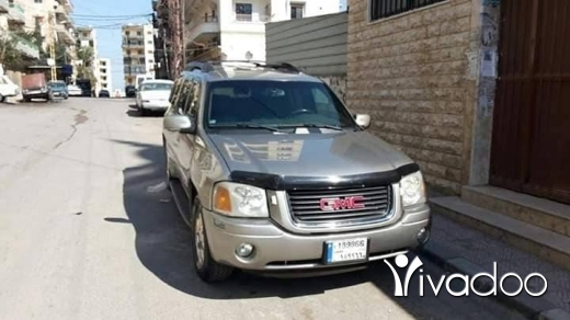 GMC in Al Beddaoui - GMC 2002 xl مسجل