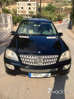 Mercedes-Benz in Sour - Mercedes ml 350 2006