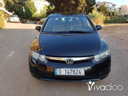 Honda in Khalde - Honda civic ex 2006 full