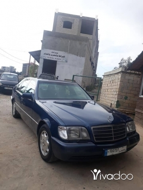 Mercedes-Benz in Zgharta - Chaba7 500 se 92 .